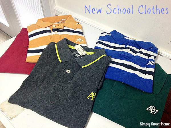 School Clothes