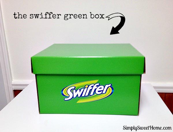 Swiffer Green Box