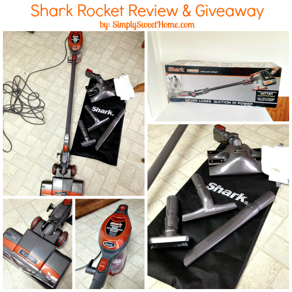 Shark Rocket Review