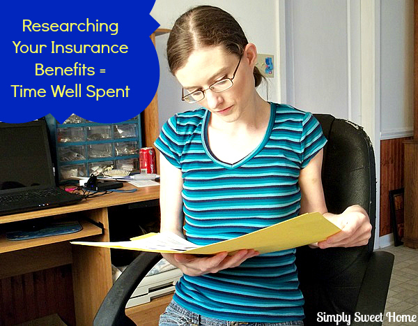 Researching Your Insurance Benefits
