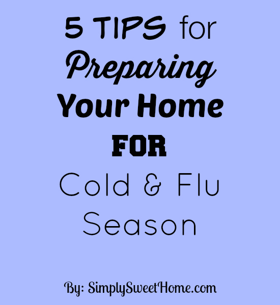 5 tips for preparing your home