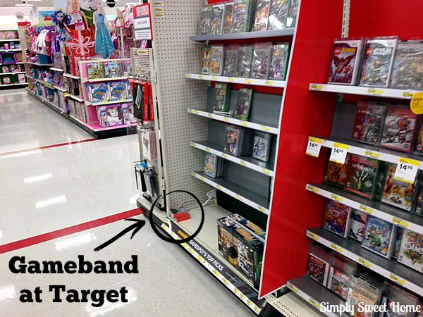 Gameband at Target