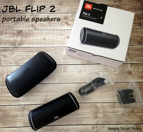 JBL Flip 2 Portable Speakers