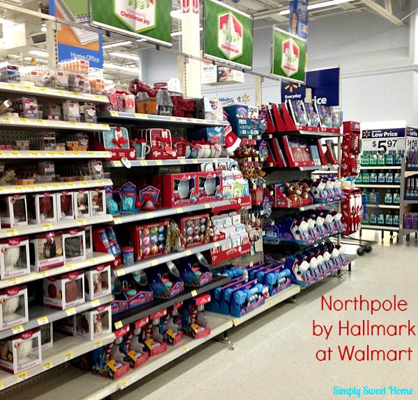 Holiday Gift Giving: Hallmark Northpole Gifts at Walmart ...