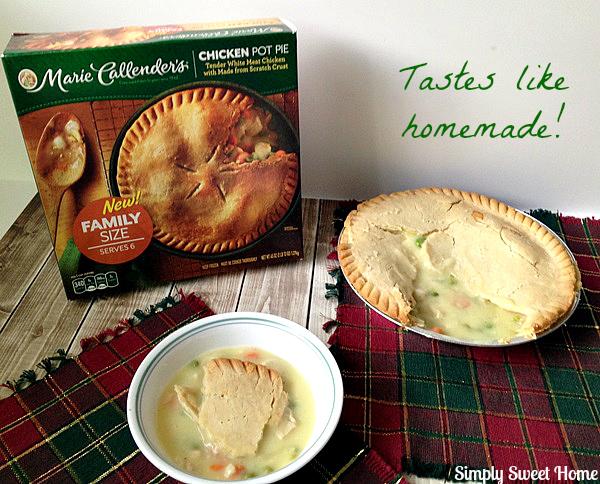Marie Callenders Pot Pies