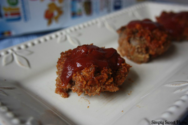 Mini Meatloaf Cups