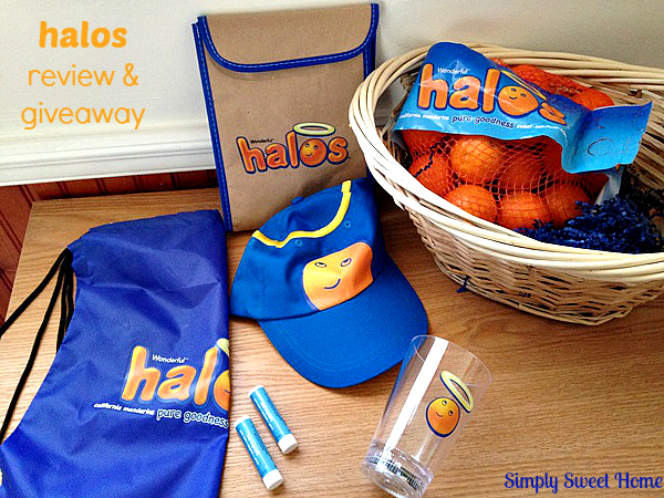 halos review and giveaway