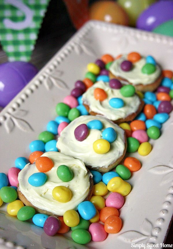 Lemon Jelly Bean Cookies