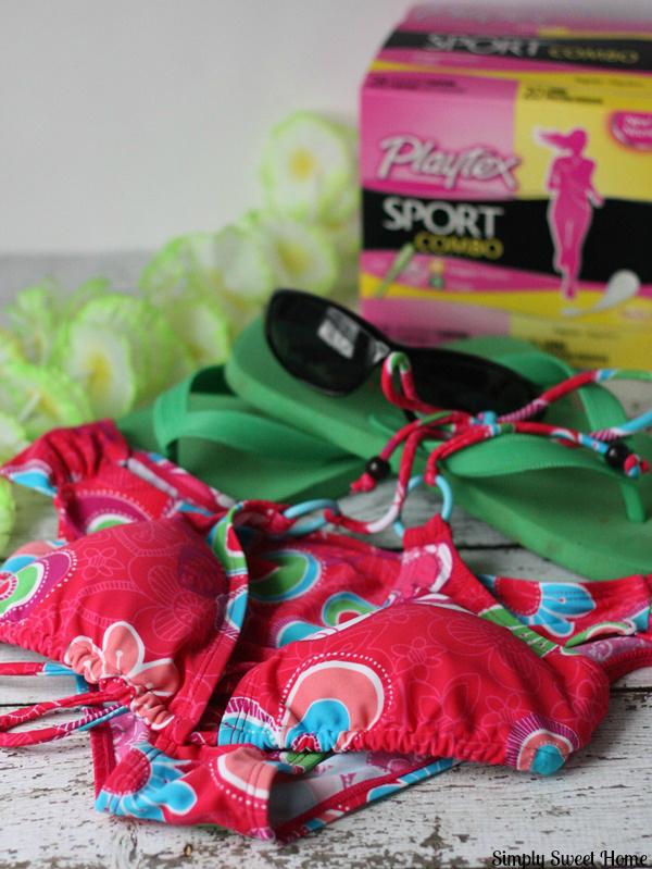 Swimwear and Playtex
