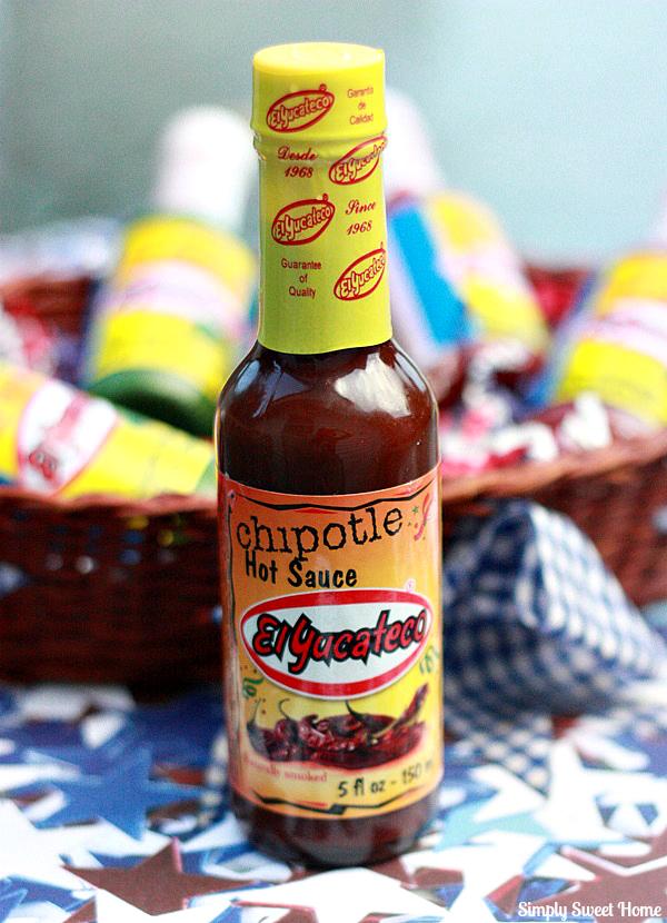 El Yucateco Chipotle Hot Sauce