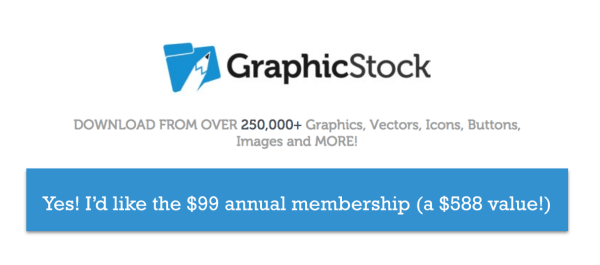 Graphic Stock Discount