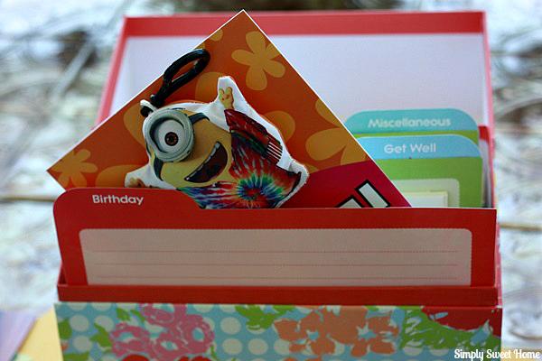 Minion in Card Box