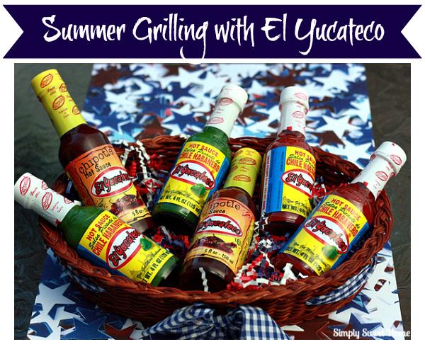 Summer Grilling with El Yucateco