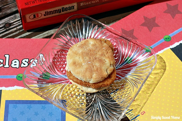 Jimmy Dean Chicken Biscuit