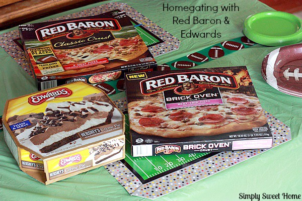 Homegating with Red Baron and Edwards