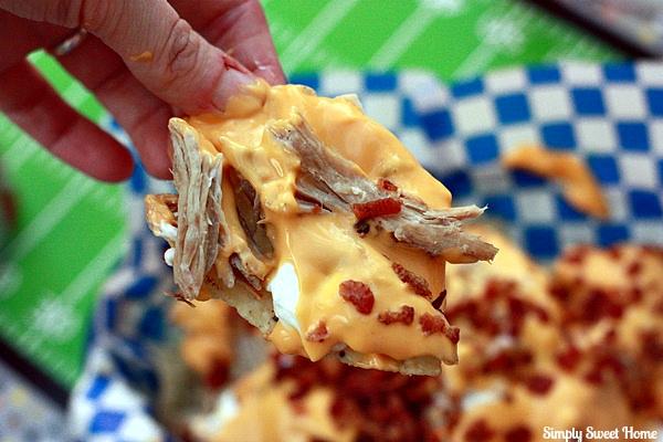 Pork Nacho Chip