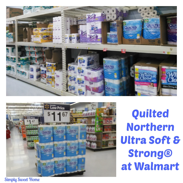 Quilted Norther at Walmart