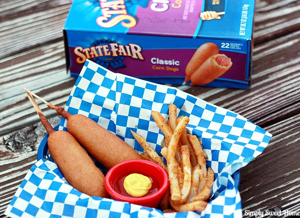 State Fair Class Corn Dogs