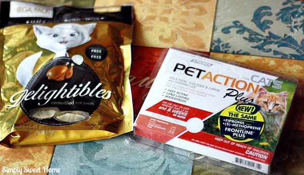 True Science Treats and Flea Medicine