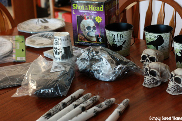 Oriental Trading Halloween Supplies