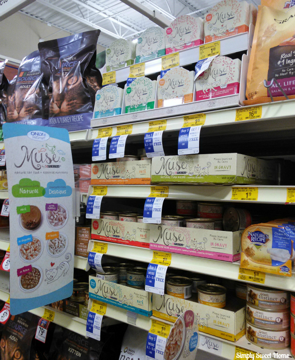 Purina Muse Cat Food at PetSmart