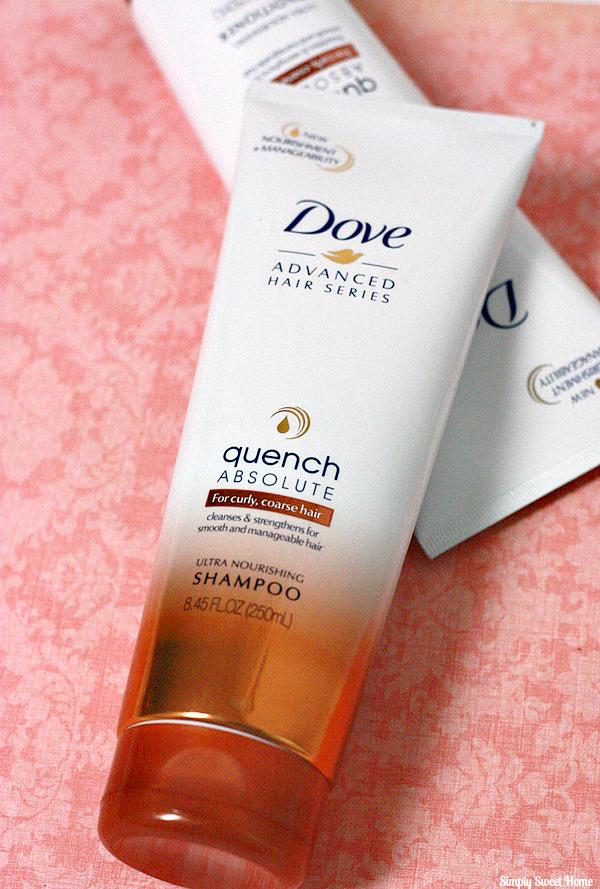 Dove Quench Shampoo