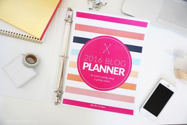 Blog Planner 1