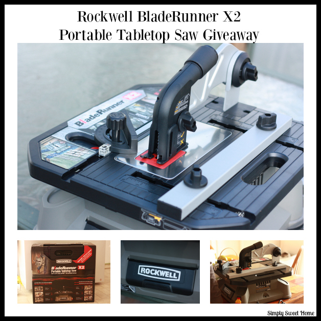 Rockwell Bladerunner x2 Giveaway
