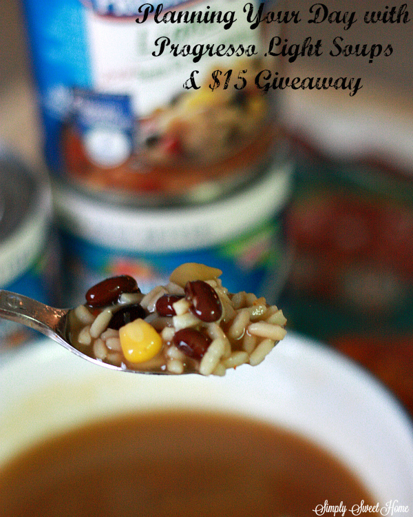 Progresso Light Soup Giveaway
