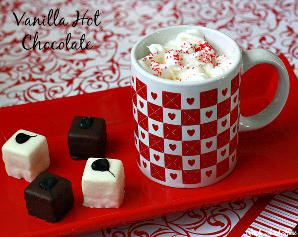 Vanilla Hot Chocolate