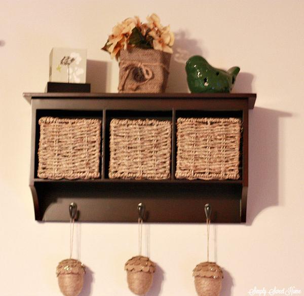 Living Room Shelf 2