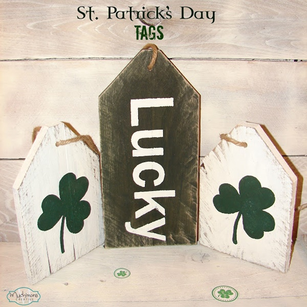 St Patricks Day Tags
