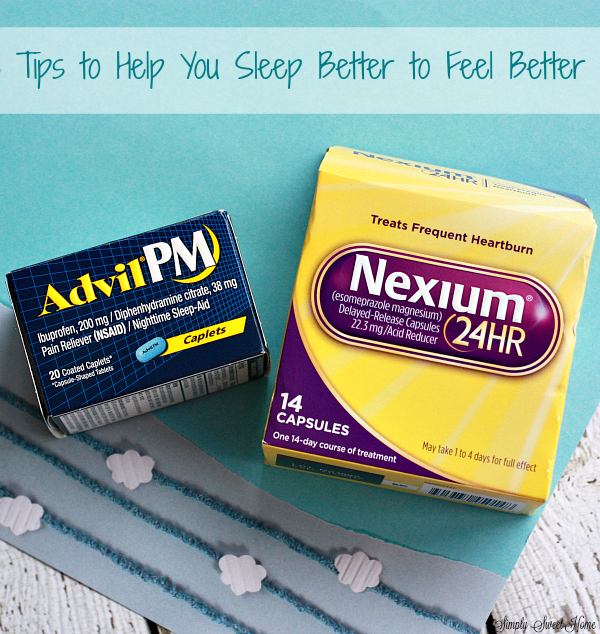 Tips to Help you Sleep Better to Feel Better