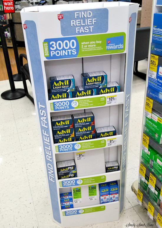Walgreens Sleep Promotion