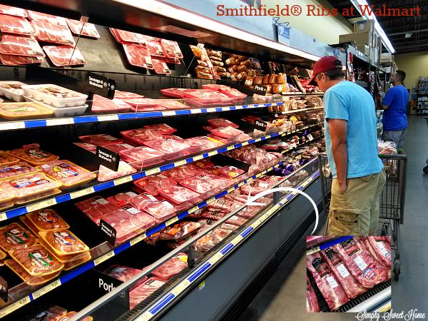 Smithfield Ribs at Walmart