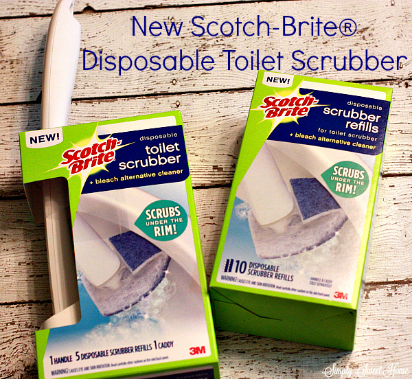 Scotch-Brite Toilet Scrubber