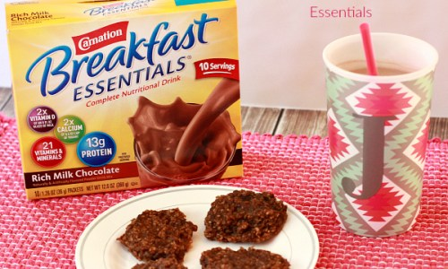 chocolate-banana-oatmeal-cookies-and-carnation-breakfast-essentials