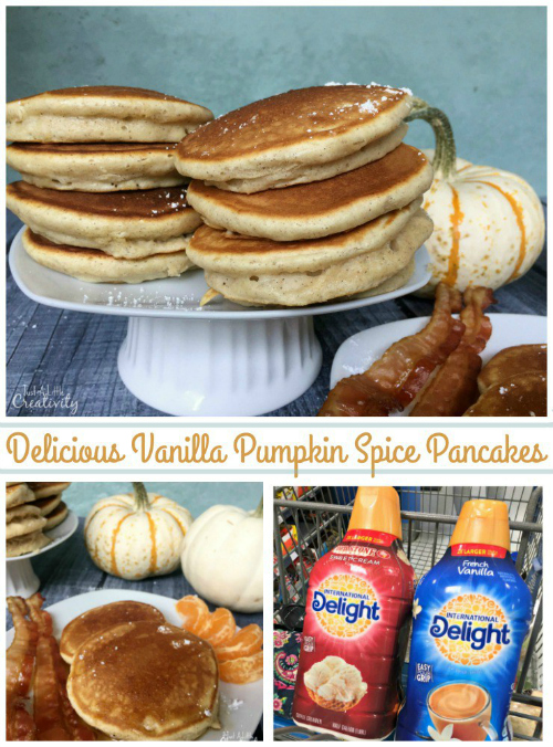 delicious-pumpkin-spice-pancakes-with-international-delight-creamer