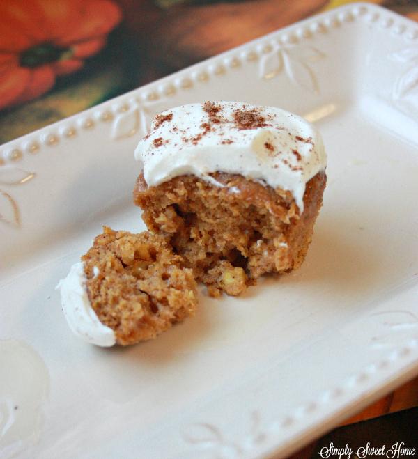 pumpkin-cupcake