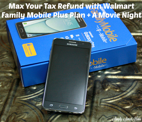 Max Your Tax Refund Wamart Family Mobile