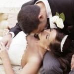 Surrey Wedding couple