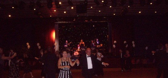 Ballroom and Latin Dance Band