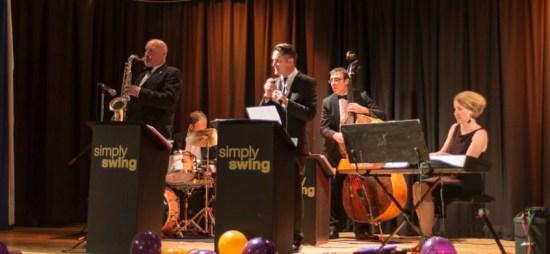 Band at Charity Fund Raising