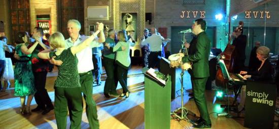 Strict Tempo Simply Swing Band