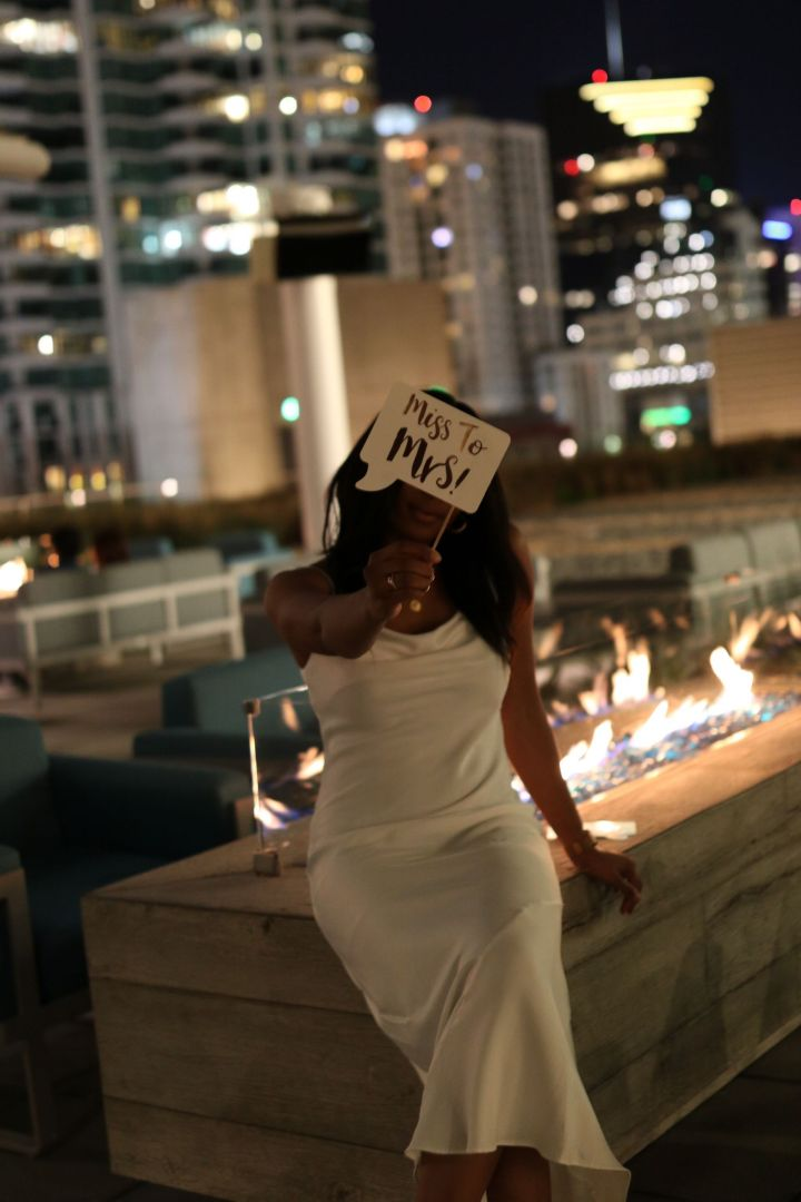 Intercontinental Hotels Bachelorette Party