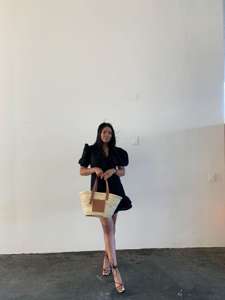 Loewe basket bag medium