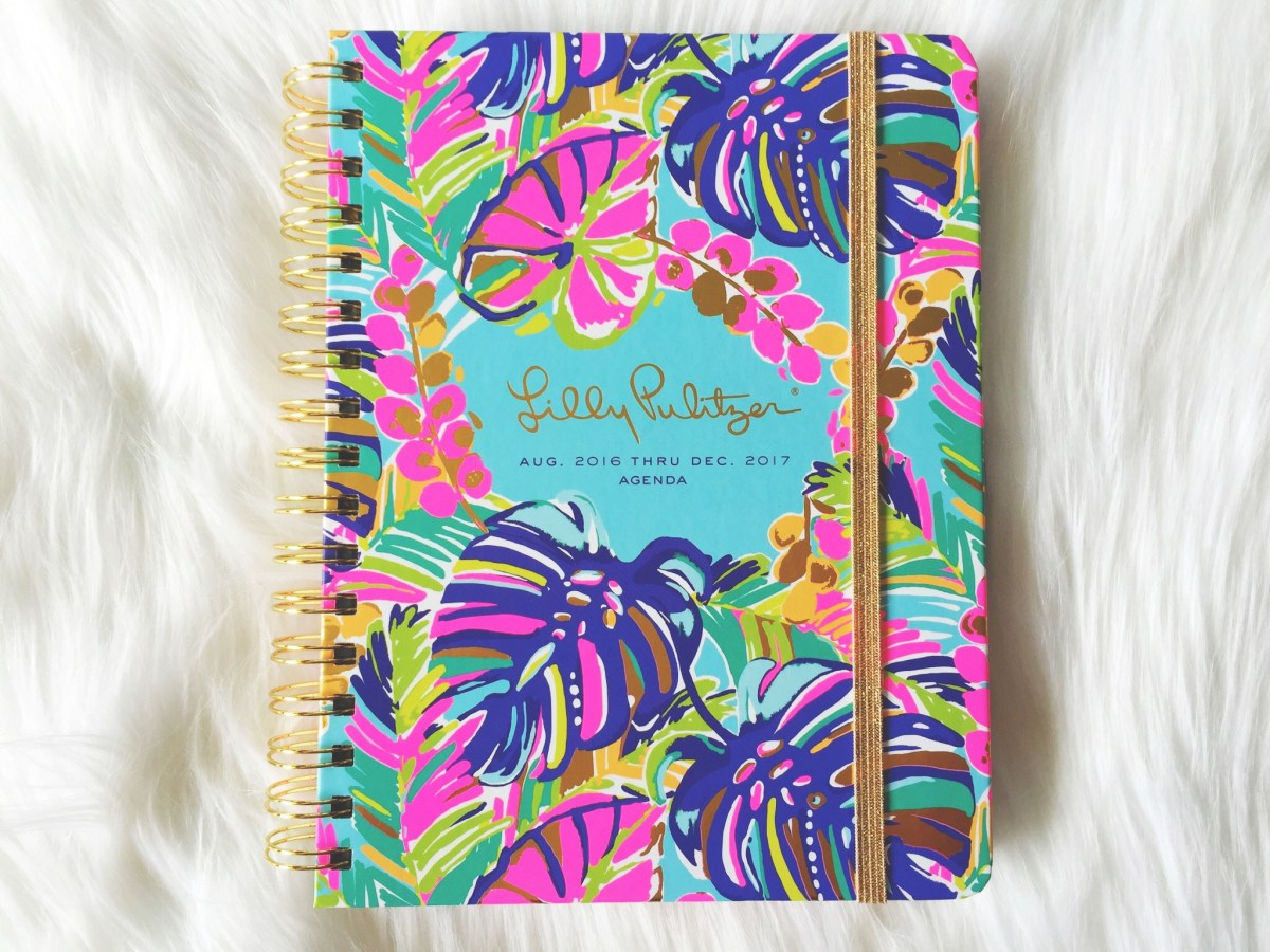 Find Your Perfect Planner (pt.2): Lilly Pulitzer