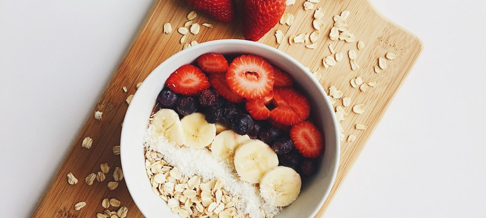 Easy Homemade Acai Bowl {Vegan, Gluten Free, Dairy Free}