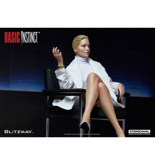 Blitzway Basic Instinct  Sharon Stone 14 Scale Statue