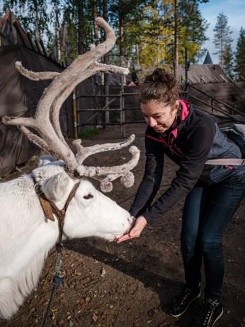 Santa Claus Village, Rovaniemi, Laponie Finlandaise